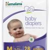 Himalaya Baby Diapers Medium 28s