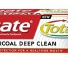 Colgate Total Charcoal-deep Clean 140gm